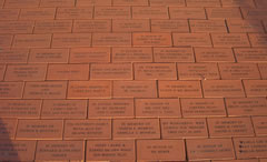 Fidelity Builders Supply Engraved Pavers