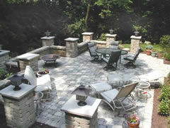 Fidelity Builders Supply Pavers And Retaining Walls
