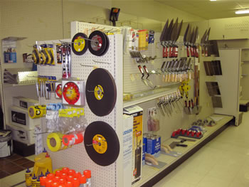 Stop by Fidelity Builders Supply for all your tool needs.