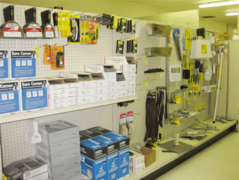 We offer a wide variety of tools